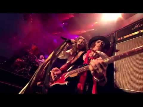 Aerosmith Rocks Donningon