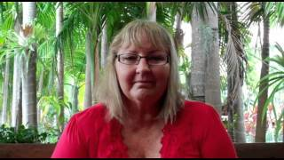 Embracing Life! Retreat Testimonial - Carolyn