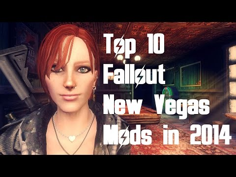 Top 10 Fallout New Vegas Mods in 2014