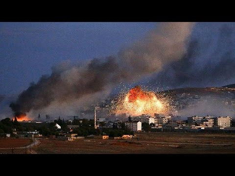 Türkei lässt Peschmerga nach Kobani