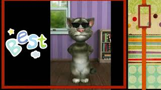 Talking Tom || 1 to 10 counting || sharabi Ki ginti || Funny clip || Funny Video for kids