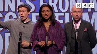 Unlikely lines from a sci-fi film or tv show - BBC Mock the Week