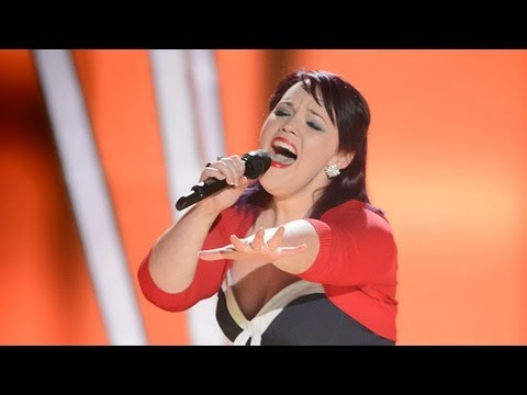 Katie Reeve Sings Piece Of My Heart: The Voice Australia Season 2