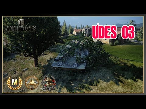 World of Tanks // UDES 03 // Ace Tanker // Confederate // Xbox One
