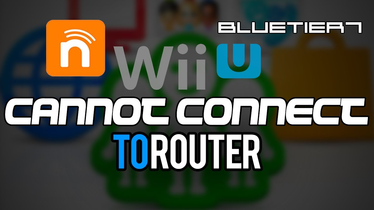 quick fix wii u cannot connect to router wii u console how to australia youtube. Black Bedroom Furniture Sets. Home Design Ideas