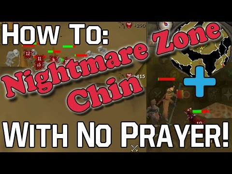 No Prayer Pure Guide [Chinning/NMZ] – Pot Up Son | Oldschool RuneScape 2007