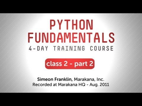 Python Fundamentals Training - Builtin Filter Function