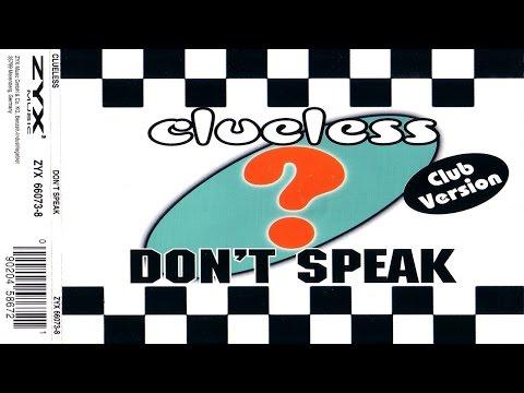No Doubt - Dont Speak Clueless Remix