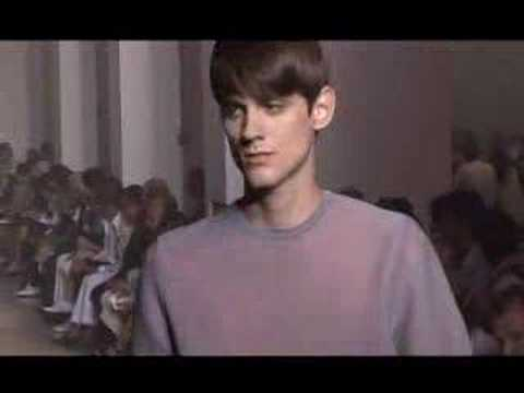 Jil Sander Menswear Spring Summer 2008 Video
