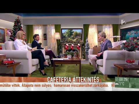 Cafeteria áttekintés: Minél olcsóbb a juttatás, annál nagyobb a nettó érték - tv2.hu/mokka