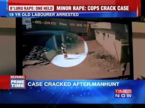 Minor rape: Cops Crack Case
