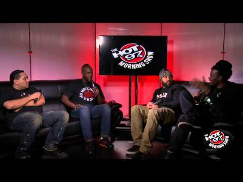 Bunji Garlin talks losing to his Wife, Differentology's Success + Freestyles!!!