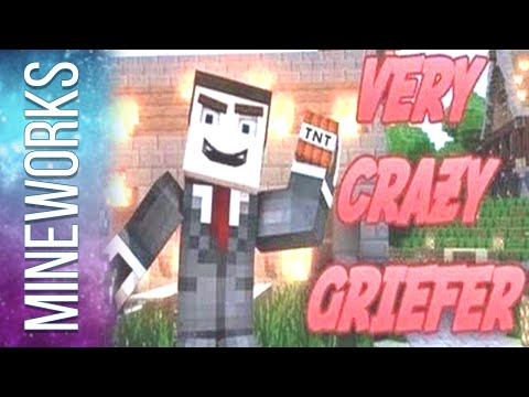 very Crazy Griefer - A Minecraft Parody Of Psy's Gentleman (music Video) video