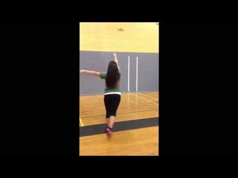 Solanco High School Cheerleading Tryout Chant 2014