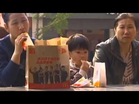 Big Mac Shortage in China After Recall