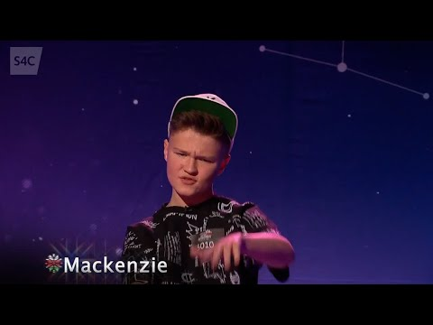Mackenzie (The Mackman) | Chwilio am Seren | Junior Eurovision 2019 | Cymru | Wales