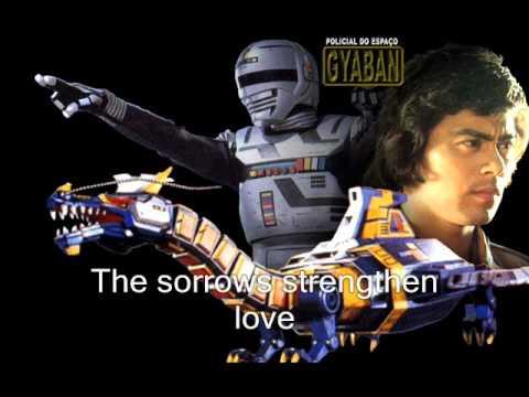 Gavan Ending Song Hoshizora No Messeji With Sub