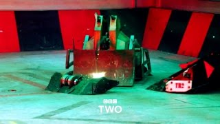Robot Wars: Launch Trail - BBC Two