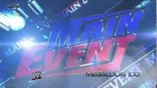 WWE Main Event 2nd WWE Theme Song - ''On My Own'' (Loop Edit Made By Me)