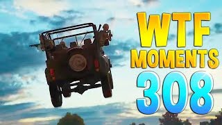 PUBG WTF Daily Funny Moments Highlights Ep 308