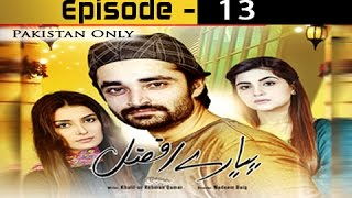 Download Pyarey Afzal Ep 13 - ARY Zindagi Drama 3Gp Mp4