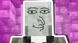 CAPTURING Annoying Minecraft Ghosts!