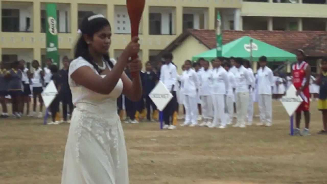 Inter House Sports Meet of Gateway College, Colombo