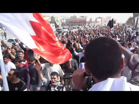 Shia chants about deceased Bahraini