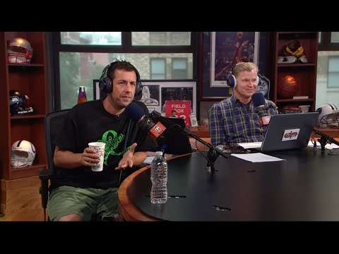 Adam Sandler on The Dan Patrick Show (Full Interview) 7/21/15