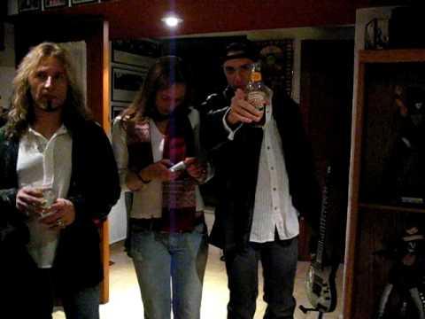 Bruce Kulick, Eric Singer and John Corabi Mexico 2007