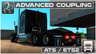 ATS/ETS2 Advanced Trailer Coupling