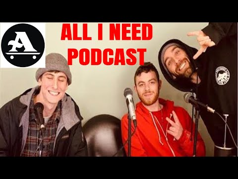 ALL I NEED PODCAST - Q & A - Anthony Shetler, Evan Mansolillo & Kevin Klemme