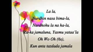 www zfn web id Kun Anta   Humood AlKhudher                                       malay lirik