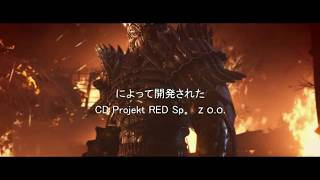 WITCHER 3 Anime Opening (Claymore padory)