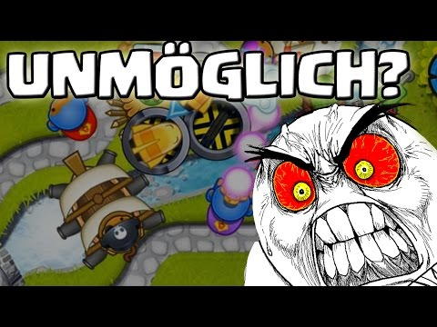 BLOONS TD5 MOBILE!    UNMÖGLICH?!    Let's Play Bloons Tower Defense 5 [Deutsch/German HD]