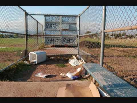 Charter Oak Schools- TRASH EVERYWHERE! (2009)