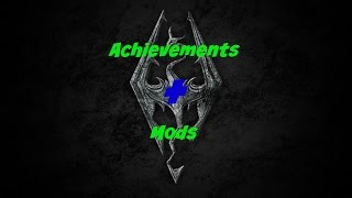 How to play with Mods and get Achievements [Skyrim Special Edition][PC]