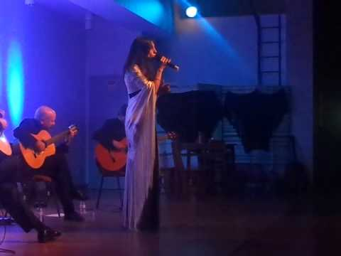 Ana Fernandes na 5� Gala do Fado de Ferreira do Z�zere