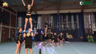 Starscheer ELITE Nowy Sącz. Cheer Coed Senior