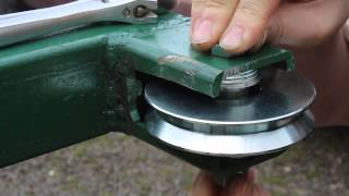 Homemade Portable Sawmill Build part 2 - Country Living -