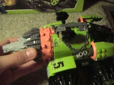 Lego Power Miners Thunder Driller