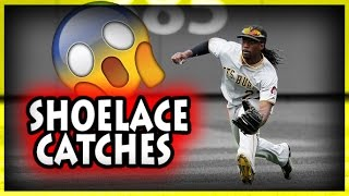 Craziest Shoe Lace Catches in MLB History
