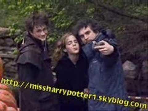 Emma Watson and Daniel Radcliffe. 4:49. a video about the lovebirds!! cause