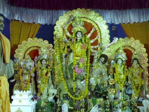 Kalpataru Durga Puja Celebrations -  2007 video