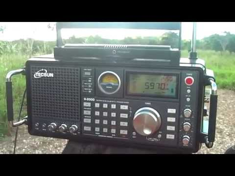 5970 khz Radio Itatiaia , Belo Horizonte , Minas Gerais , Brazil reiceved  1.410 KM