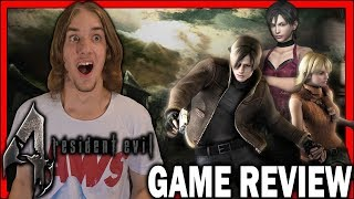 Resident Evil 4 - Game Review