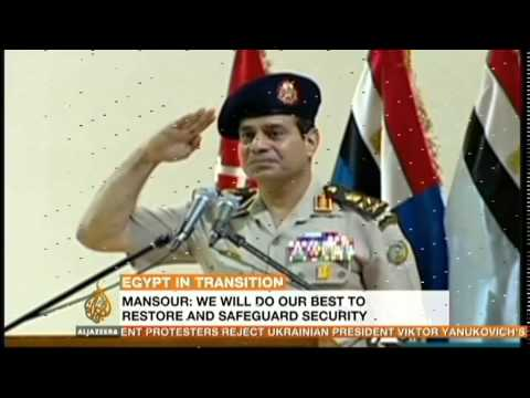 Analysis: Egypt's presidential election set in April