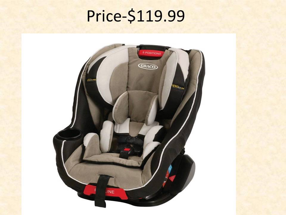graco head wise 70 car seat with safety youtube. Black Bedroom Furniture Sets. Home Design Ideas