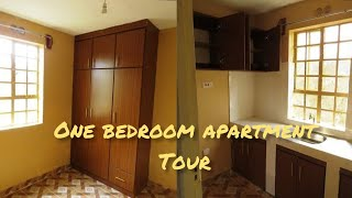 ONE BEDROOM APARTMENT TOUR *empty* (Nakuru, Kenya) || I am moving out