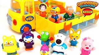 Aprende los Colores con Juguete Pororo the Little Penguin!